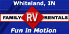 Family RV Rentals in Indiana